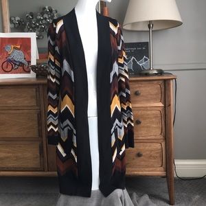 Missoni Long Cardigan Sweater